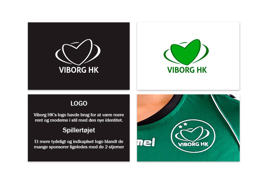 Pallechristensen-logo-viborg-håndbold klub visuel identitet