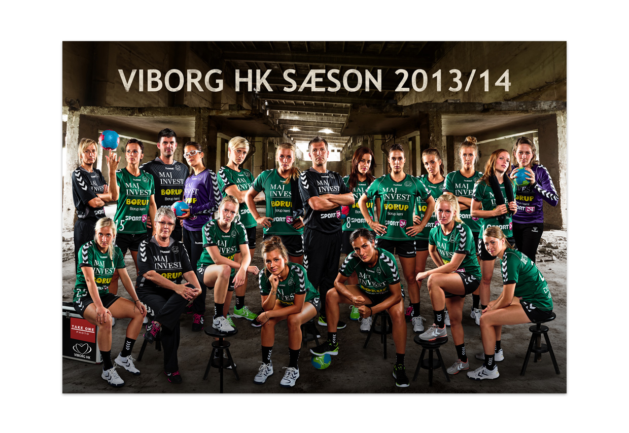 Vborg-handball-club-af-Palle-Christensen