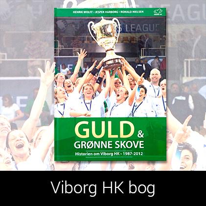 Viborg Håndbold Klub Jubilæumsbog af Palle Christensen