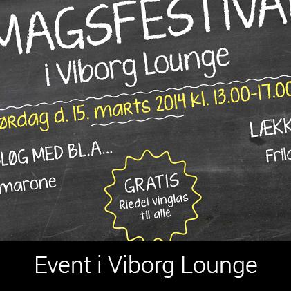 Event i Viborg Lounge af palle christensen