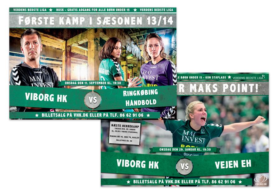 PalleChristensen-Viborg-HK-annoncer visuel identitet