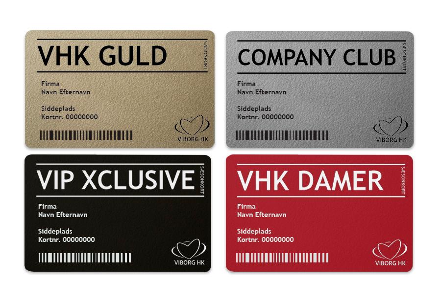 PalleChristensen-ViborgHK-Season-Cards visuel identitet