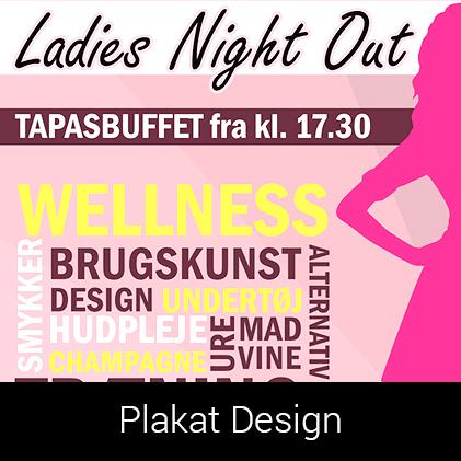Design af plakater af Palle Christensen