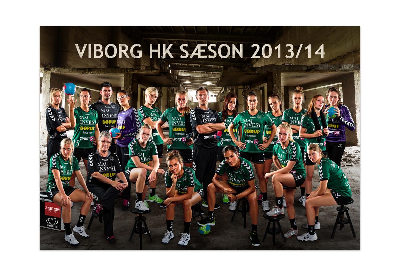 Vborg-handball-club-af-Palle-Christensen