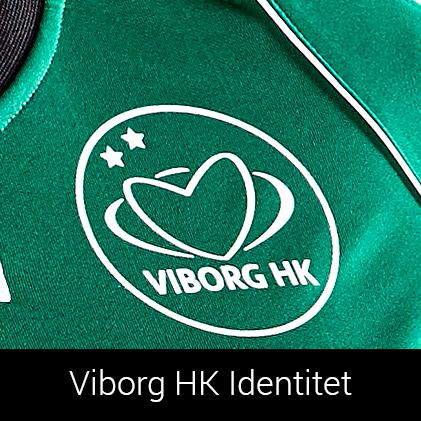 Identitet for Viborg Håndbold Klub af Palle Christensen