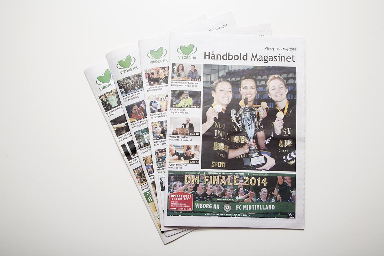 Viborg HK avis af Palle Christensen