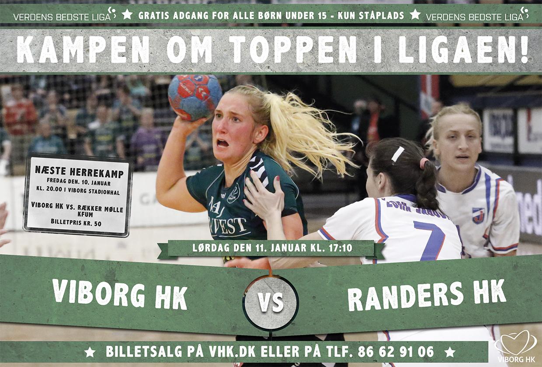 Viborg HK avisannonce af Palle Christensen