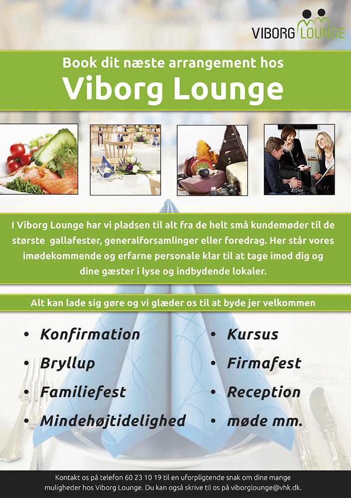 Annoncen for Viborg Lounge i Viborg af Palle Christensen