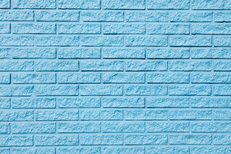 Baggrund af murstensvæg med mønster af Palle Christensen