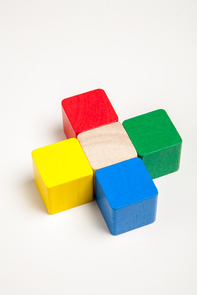 Produktfoto af legeklodser