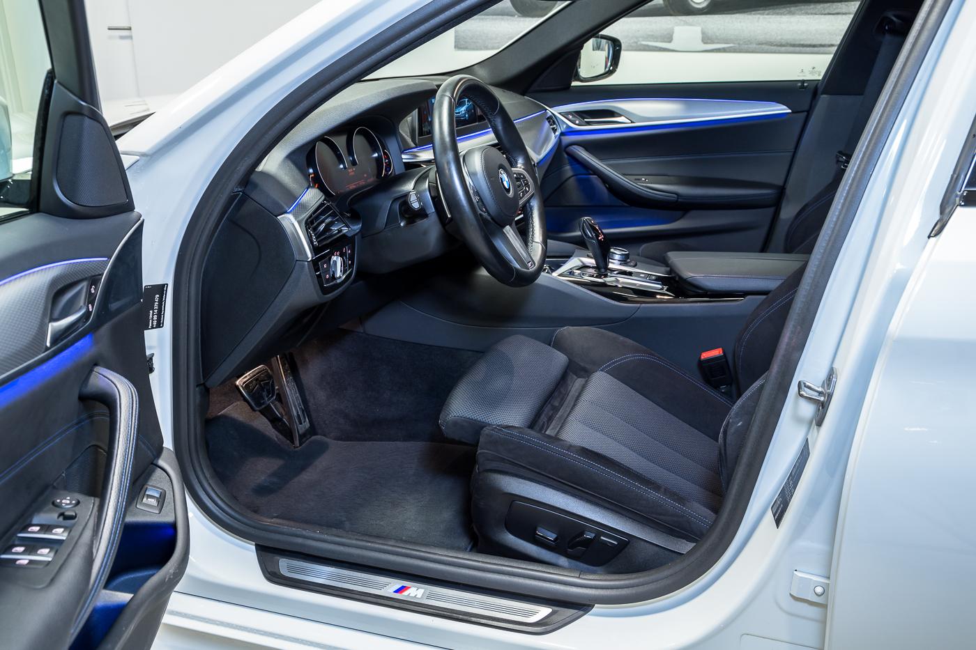 BMW car photography